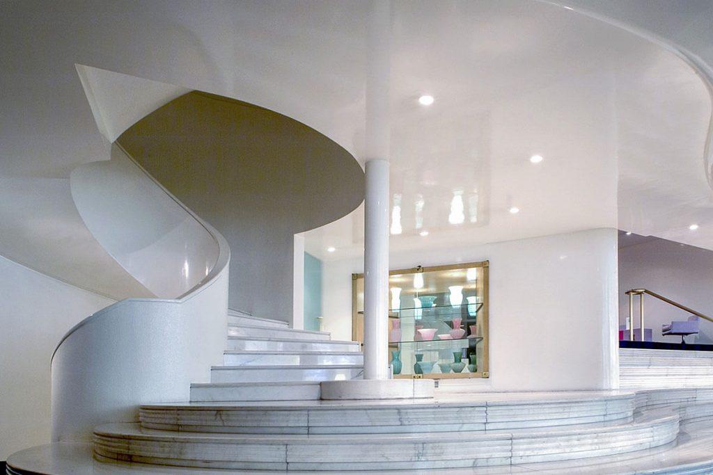 Dettaglio Scala - Hotel Albani Roma