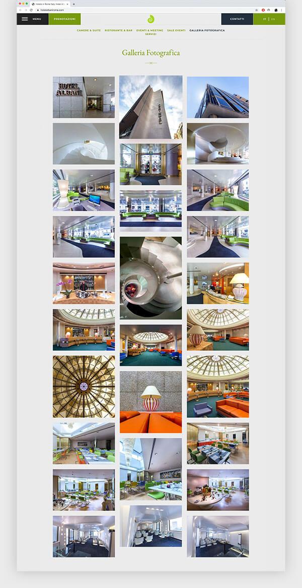 Galleria Fotografica - Hotel Albani Roma