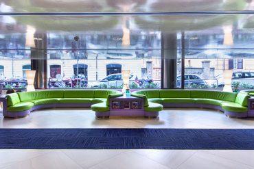 Hall - Hotel Albani Roma