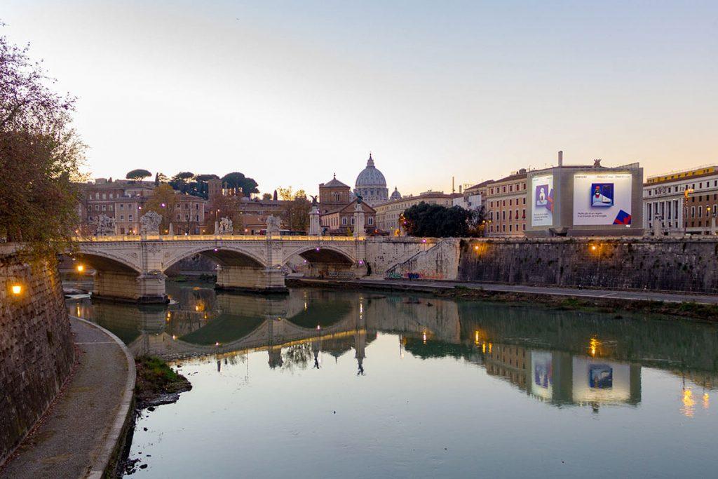 Fiume Tevere - Roma