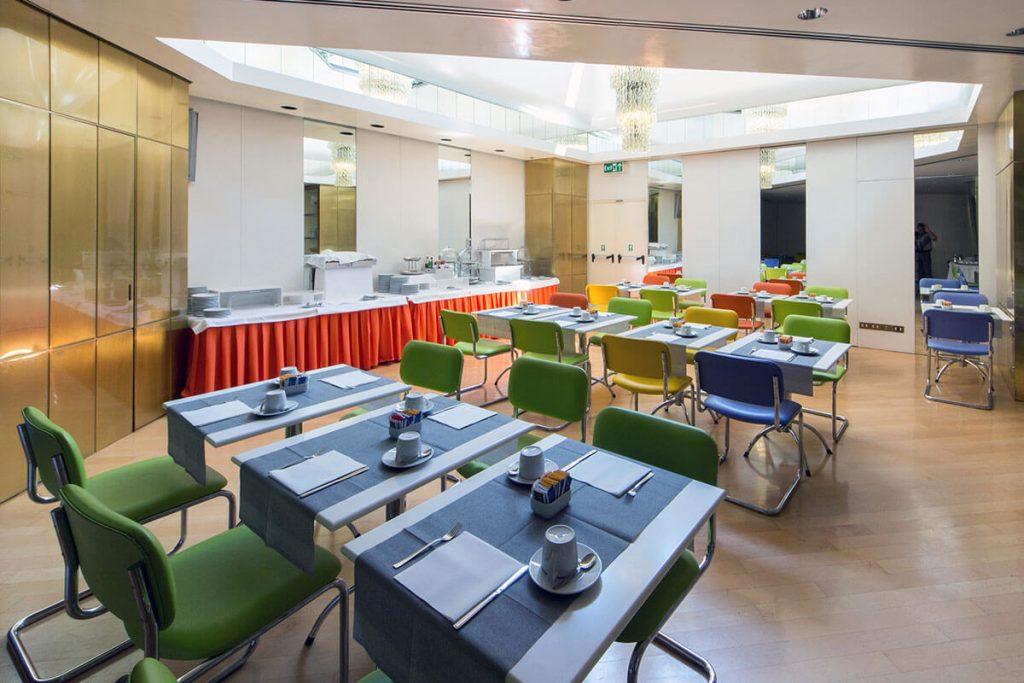 Sala Ristorante - Hotel Albani Roma