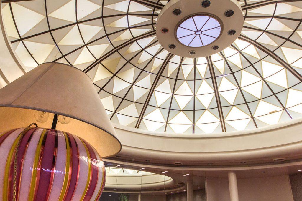 Dettaglio Bar La Cupola - Hotel Albani Roma