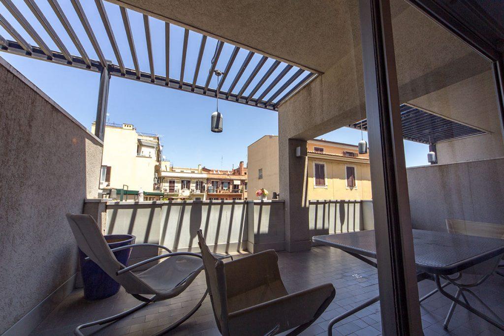 Terrazza Camera Family - Hotel Albani Roma