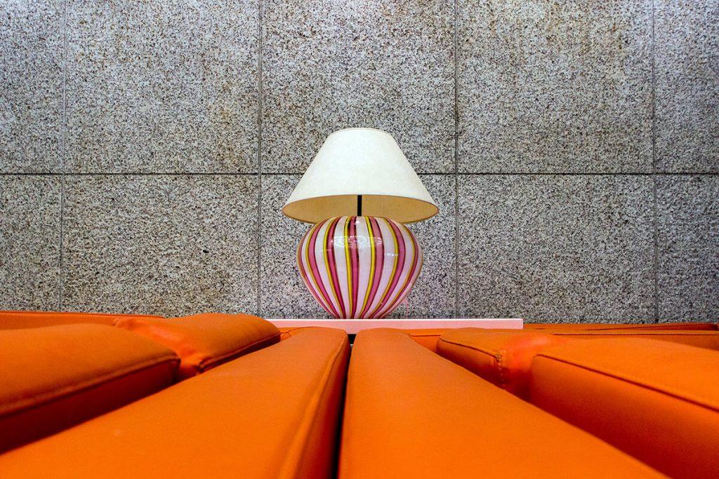 Dettaglio Arredo - Hotel Albani Roma