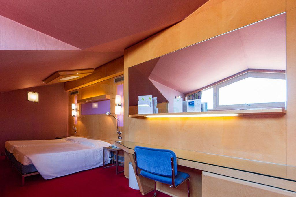 Camera Doppia Classic - Hotel Albani Roma