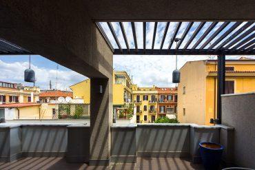 Terrazzo Camera Family - Hotel Albani Roma