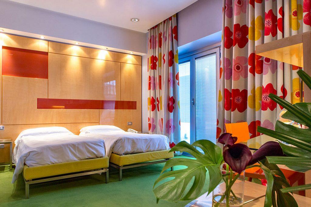 Camera Doppia Superior - Hotel Albani Roma