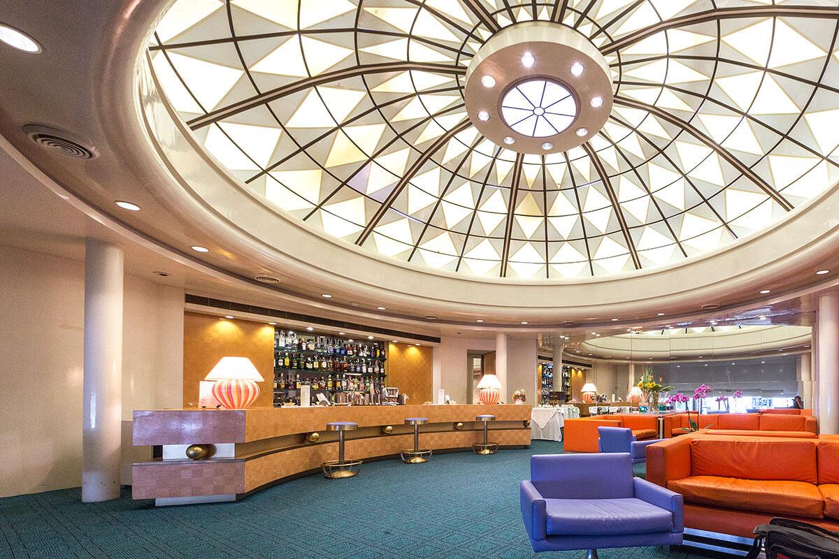 Bar La Cupola-1 - Hotel Albani Roma