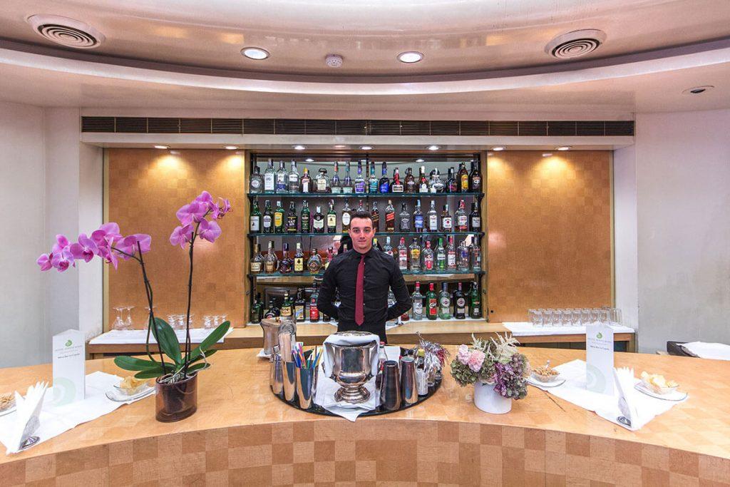 Bar La Cupola-4 - Hotel Albani Roma
