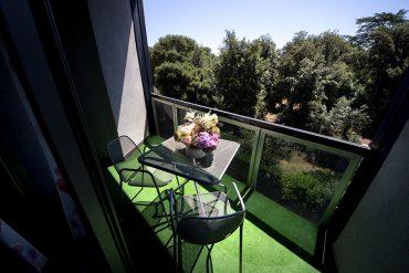 Balcone Camera Superior - Hotel Albani Roma