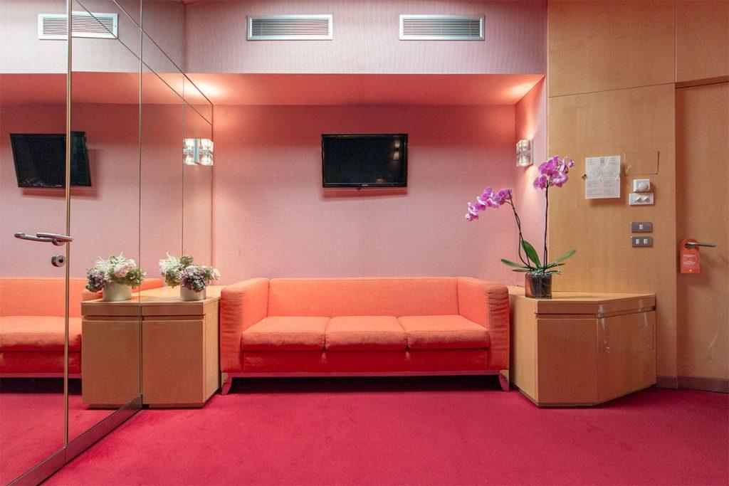 Camera Tripla - Hotel Albani Roma
