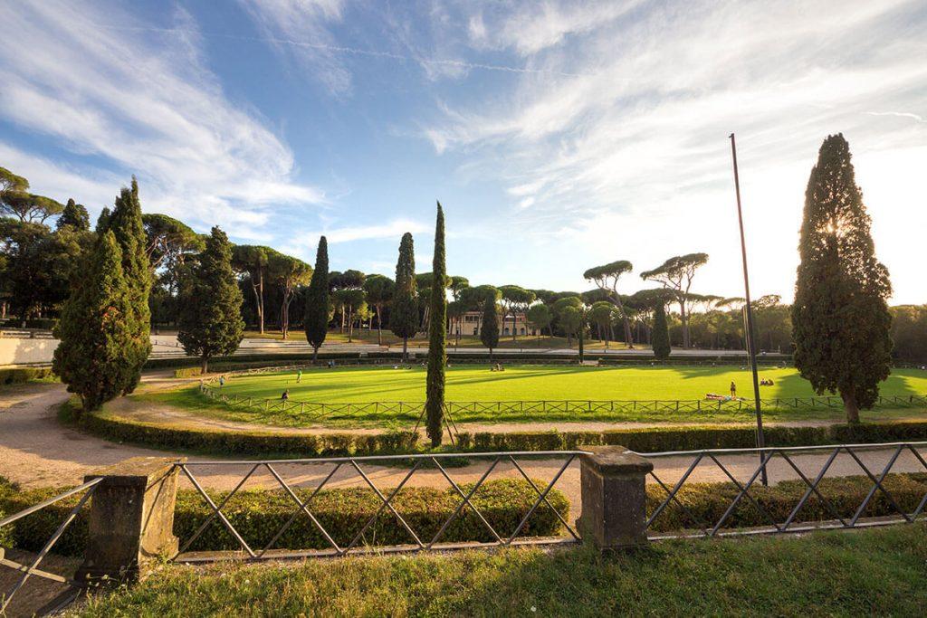 Villa Borghese - Roma